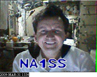 SSTV picture